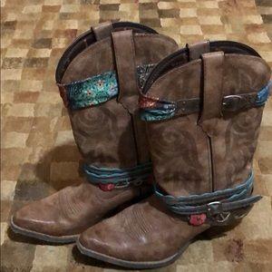 Durango Crush boots